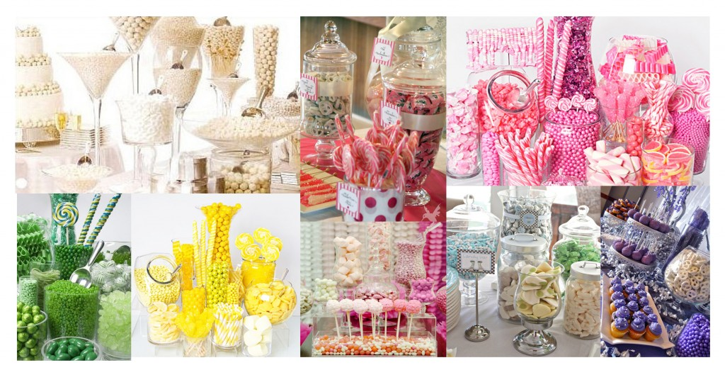 Candy Buffet Colours