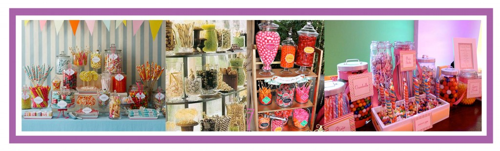 Candy Table Themes