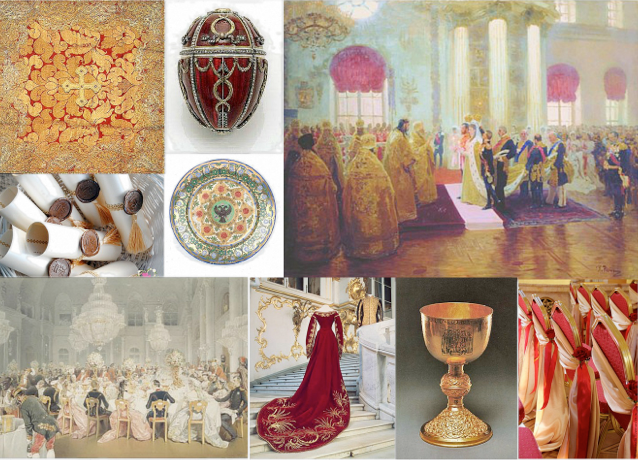Czar Wedding Theme