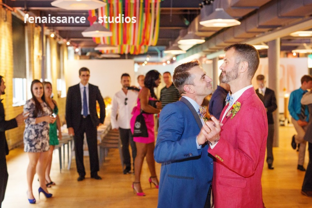 gay wedding toronto