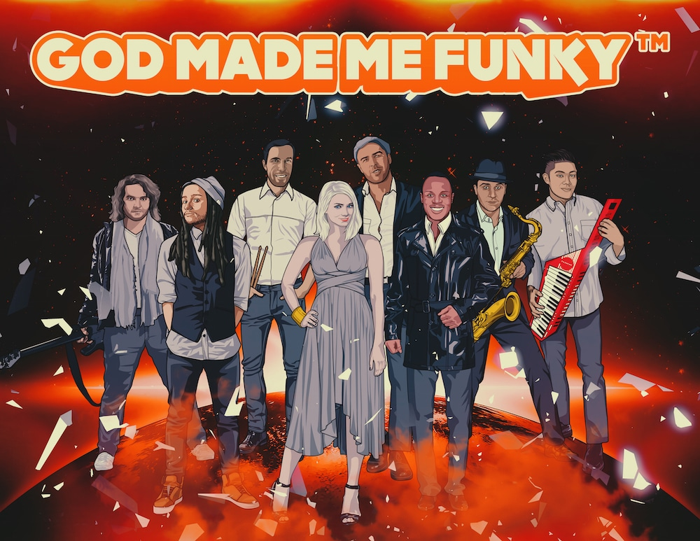 God Made Me Funky