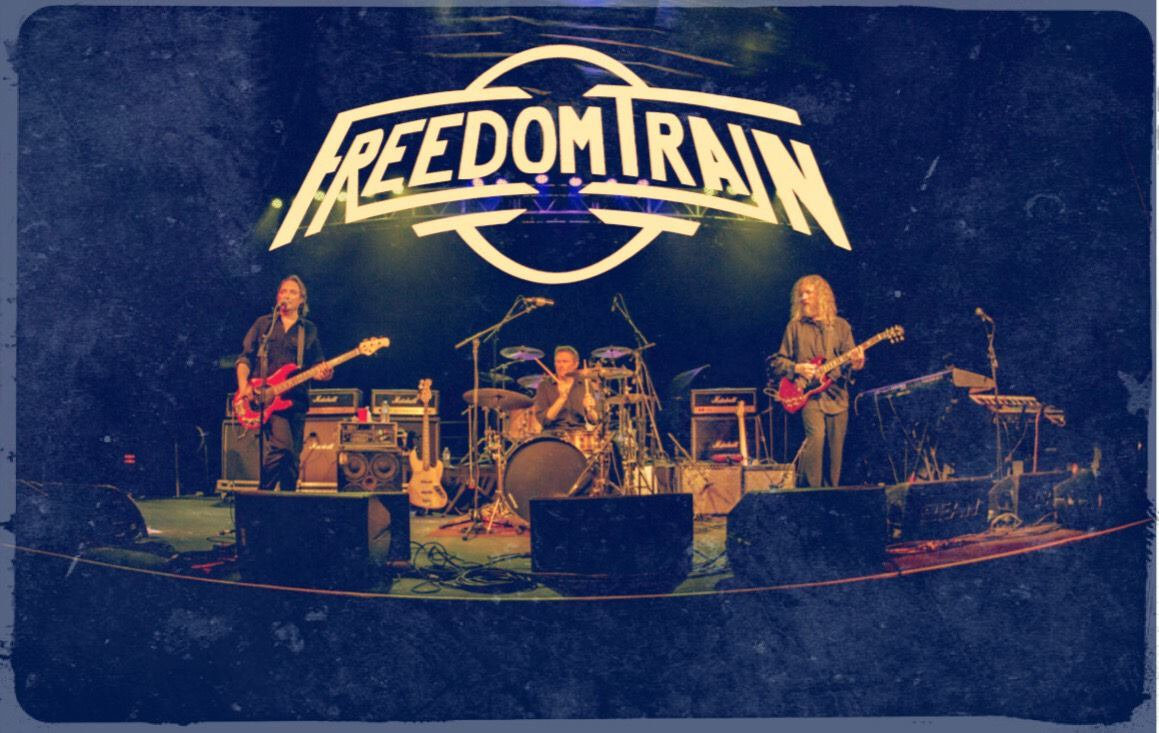 Freedom Train – Classic Rock Cover Band