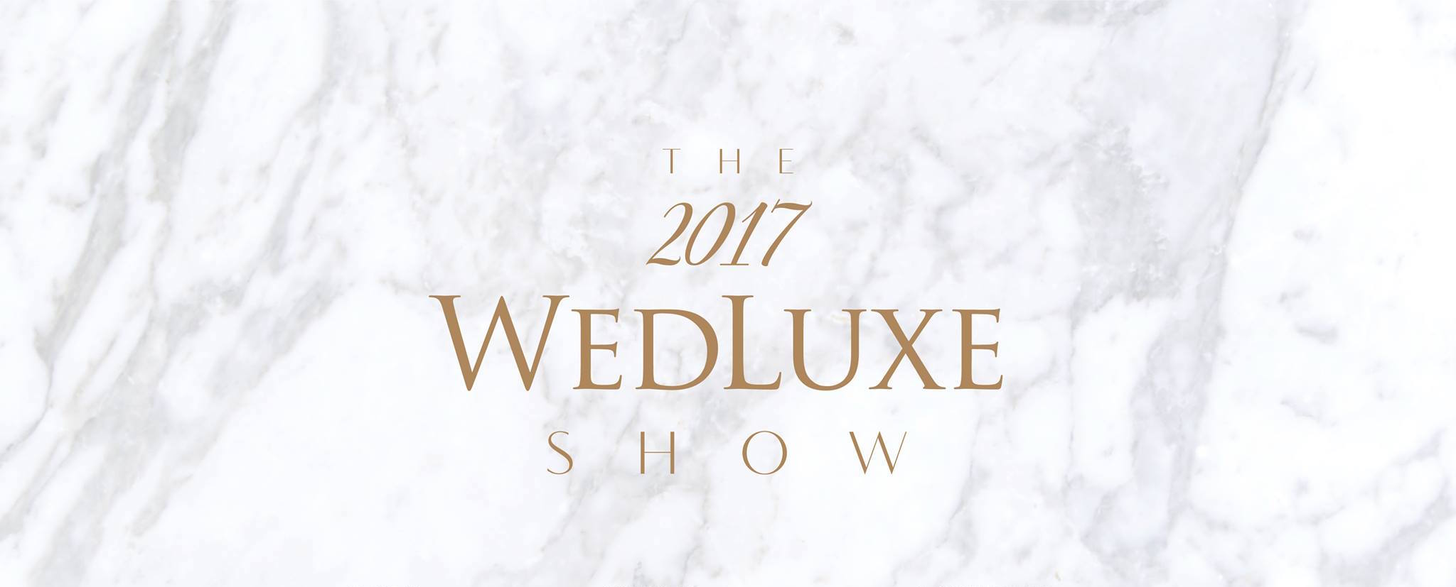 Wedluxe Show 2017 Fusion Events
