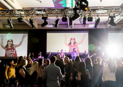 musical entertainment for a corporate event in toronto