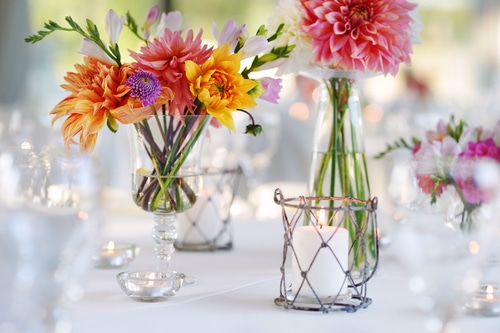 Flower and Design Trends for Your 2018 Wedding