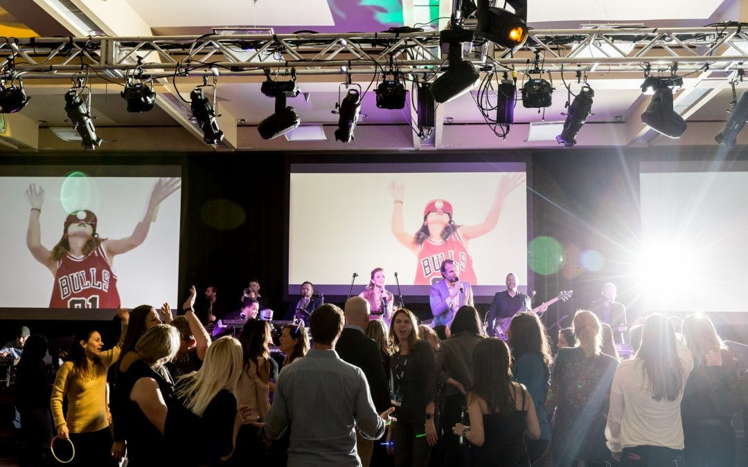 Innovative and Interactive Ideas for Corporate Events
